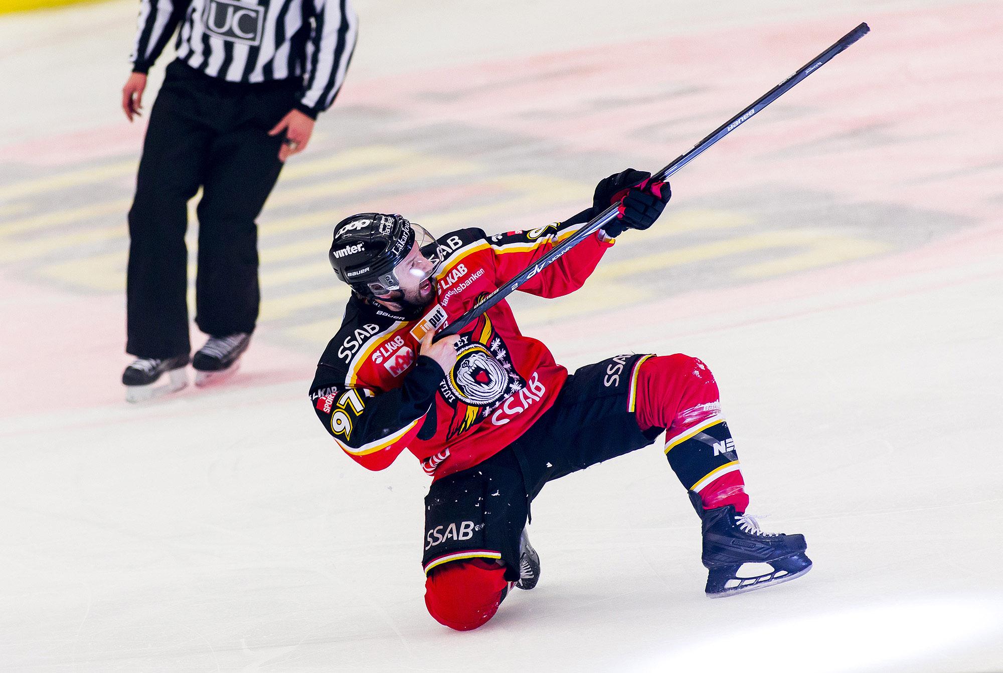Sportfotograf i Luleå - Robert Nyholm